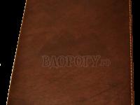 Обложка из кожи для блокнота, книги простая
