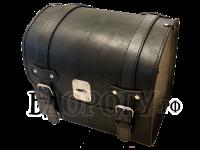 Задний кофр для мотоцикла из кожи для шлема M