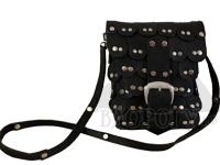 Кольчужная сумка из кожаной чешуи