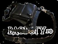Набедренная сумка из кожи