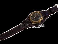 Ремешок для часов из кожи с напульсником