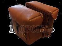 Кофры для HD WLA42 боковые кожаные