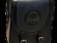 Одиночный кофр с оплёткой косичкой