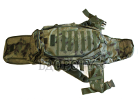 Рюкзак с отсеком для оружия/удочки для охотника, рыбака, страйкбола, тактических игр